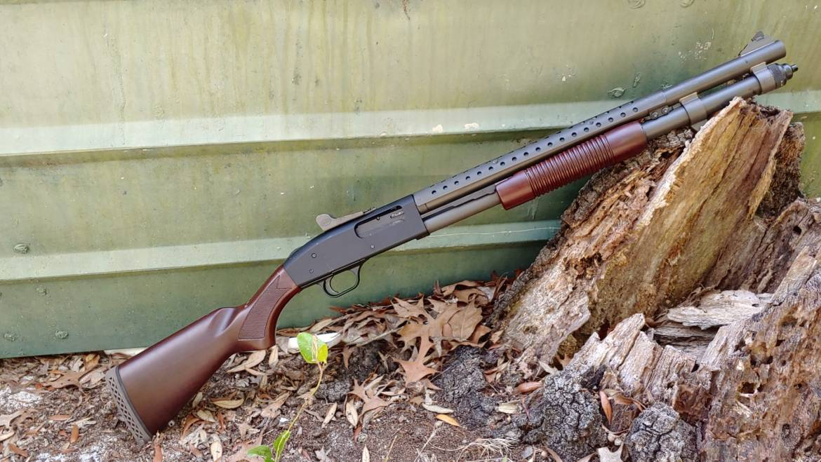 The Mossberg 590A1 Retrograde – Wood and Steel Lead The Way