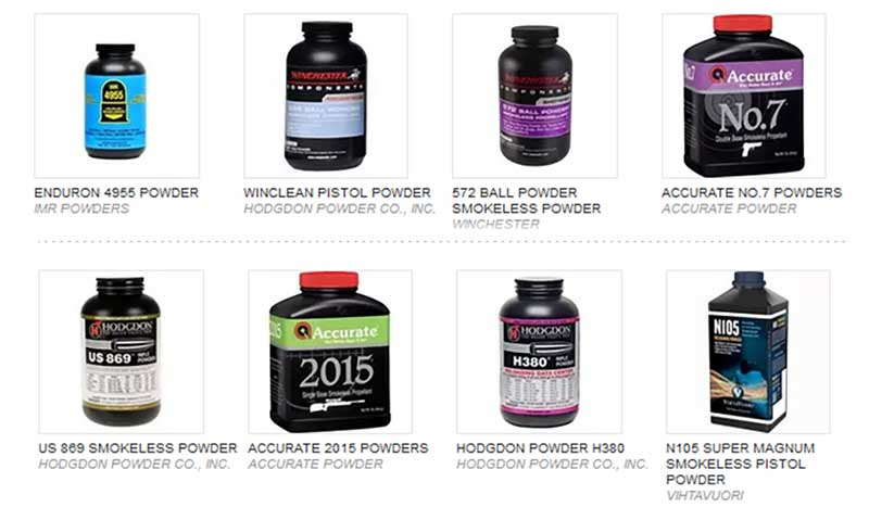 Assorted Powders Back InStock ~ These Will Sell Out Fast, $24.99 and Up