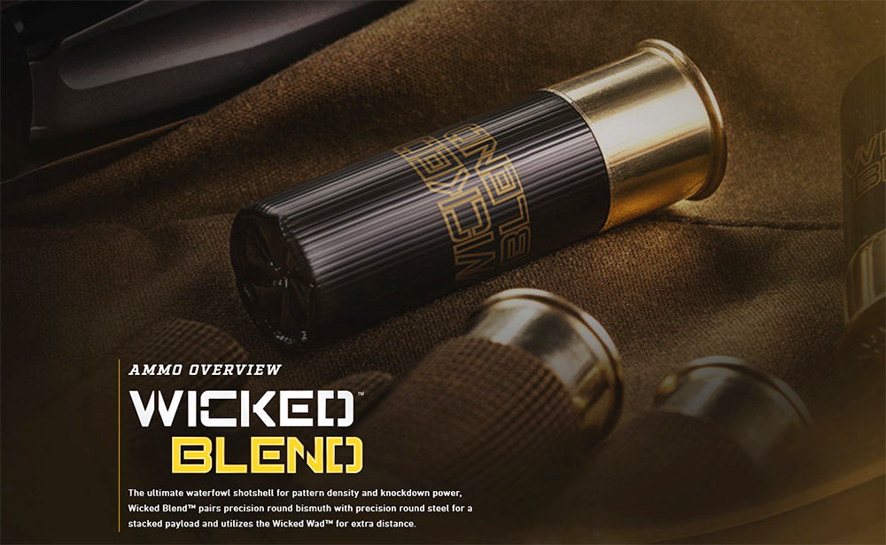 Browning Wicked Blend Ammo to Be Featured at Ducks Unlimited Expo