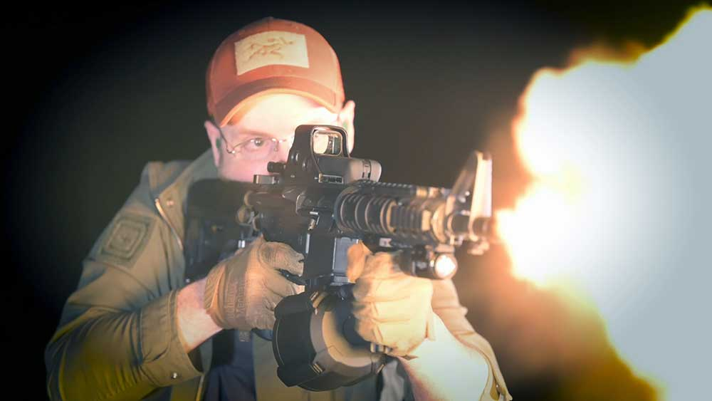 Magpul D60 Review – 60 Rounds of Glorious Freedom! ~VIDEO