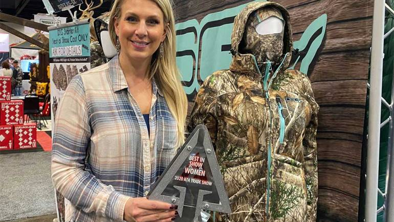 DSG Outerwear Wins a Best In Show Award At 2020 ATA Show