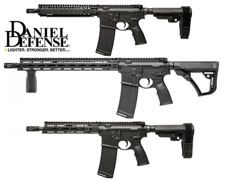 Back InStock at Daniel Defense, Daily Update May 13th 2021 Get Em While Supplies Last