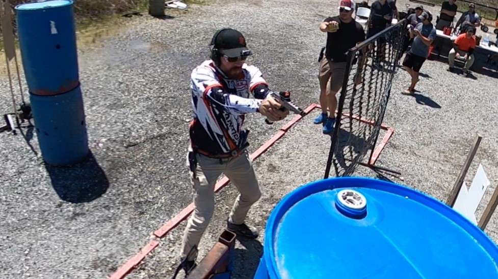 Shell Shock Technologies Welcomes David Blanton as its Newest Sponsored Shooter