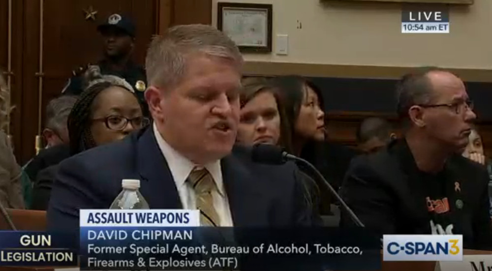 Did Bidens' ATF Nominee Chipman Lose His Duty Gun Or Not? What are They Hiding?