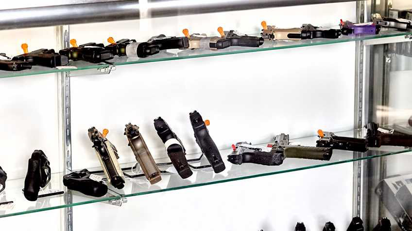 Gun Sales Surge Continues with Diverse Interest in Firearms