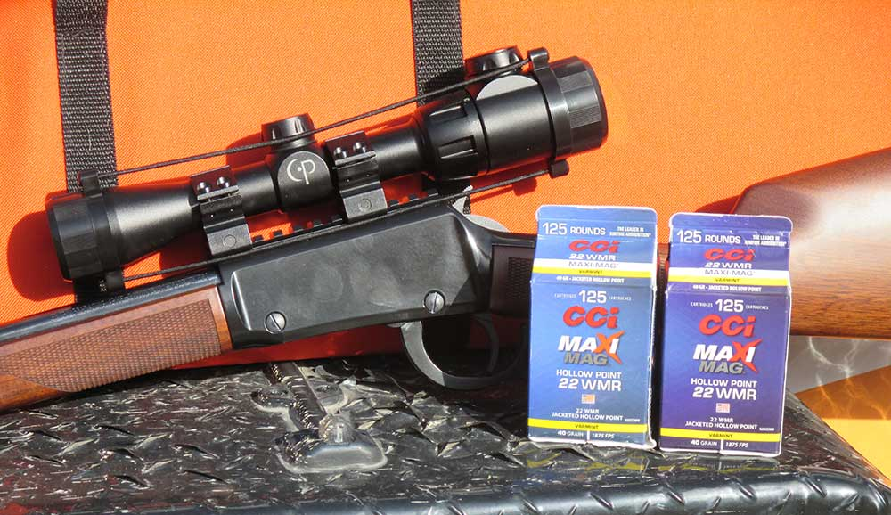 The Henry 22 Magnum Express Rifle's Role in Your Survival