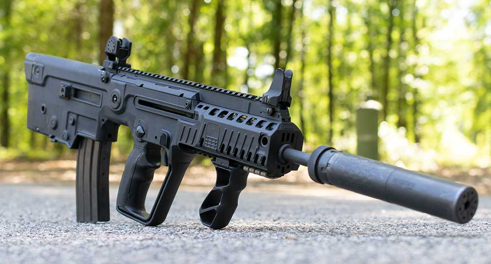 Midwest Industries MI-CBUIS Fixed Combat BUIS Review