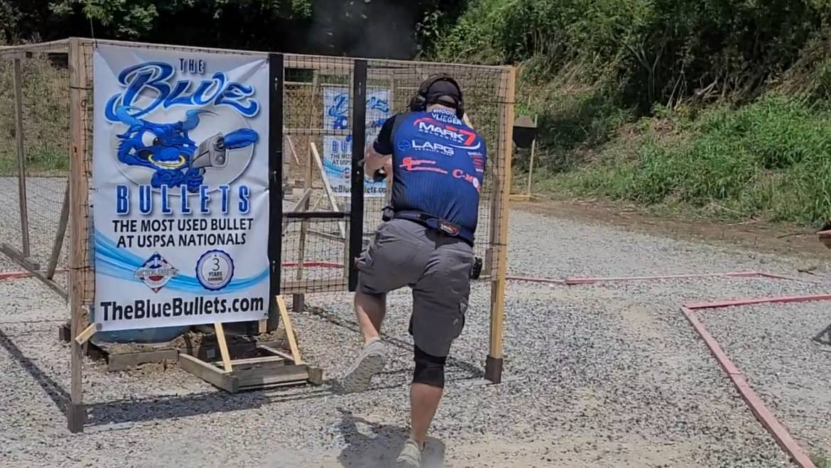 John Vlieger Takes Home High Overall at 2021 KY USPSA Section Championship