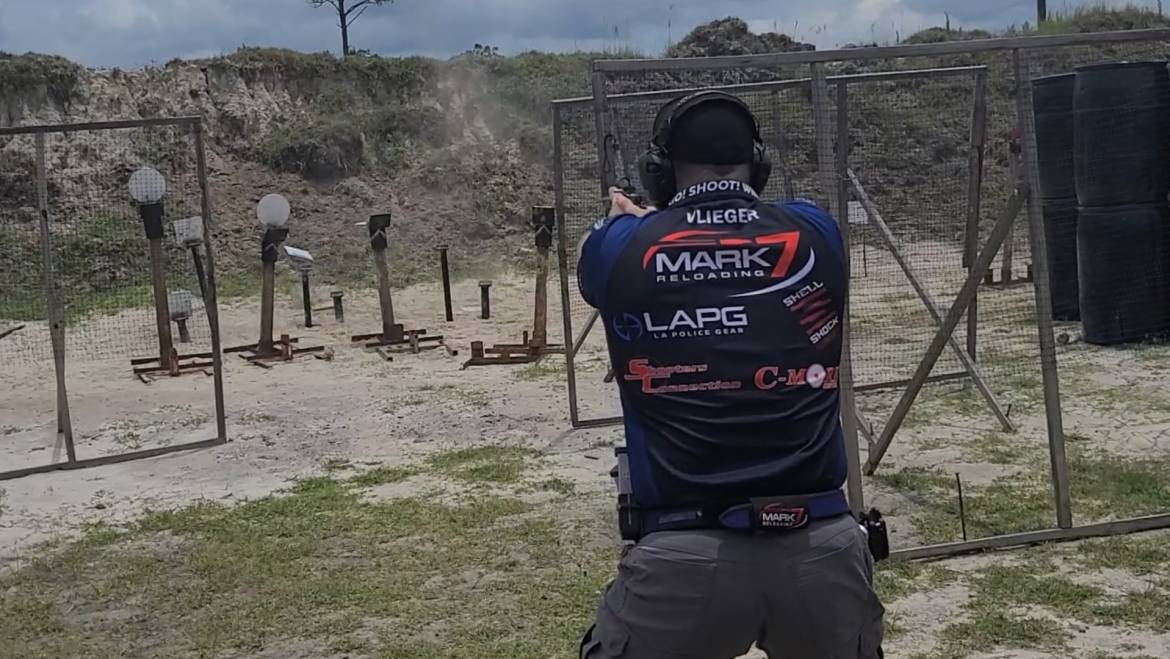 John Vlieger Places Second Overall at 2021 SIG Sauer ProAm Nationals