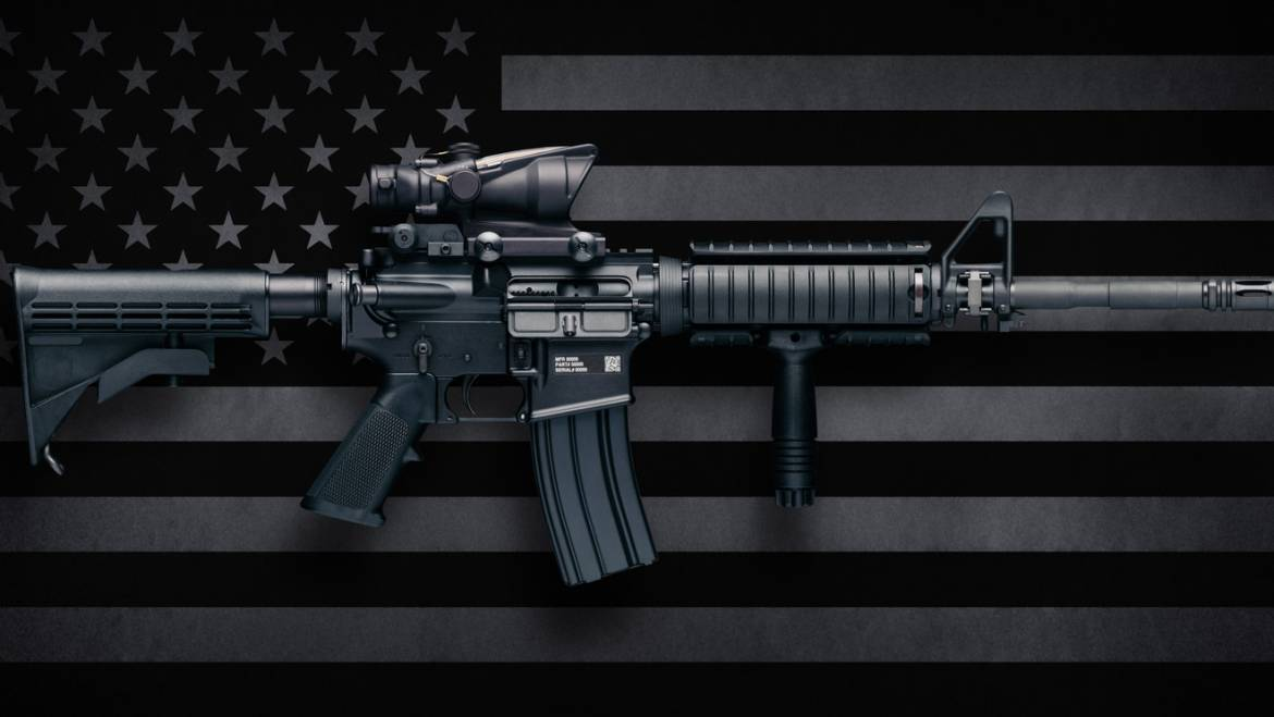 Judge Says Cal. 'Assault Weapon Ban' Unconstitutional