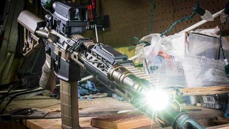 Olight Odin Mini Budget Tactical Rifle Light Review