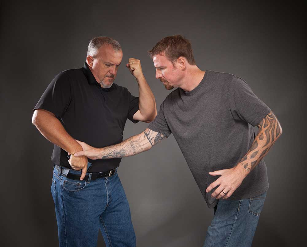 Homeowner Stops Five Attackers – Armed Citizen Stories