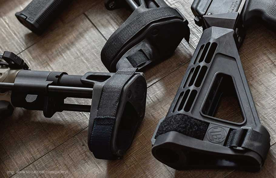ATF Comment Deadline Looms on Stabilizing Brace Rule, SAF Offers Strategy
