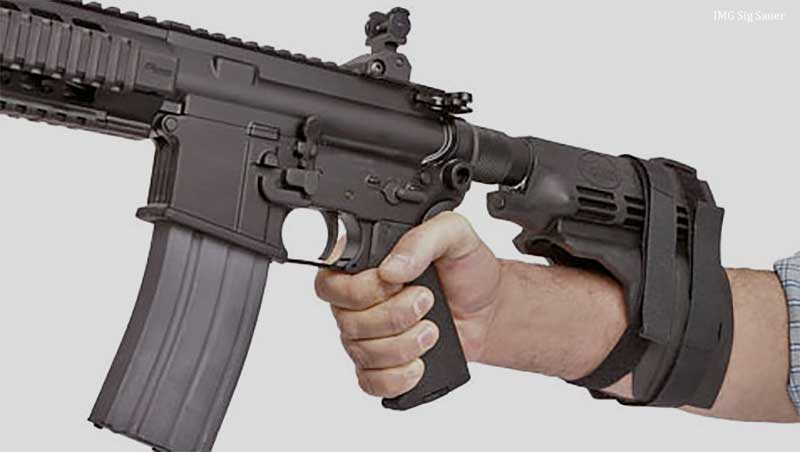 ATF Released New Proposed Pistol Brace Rules