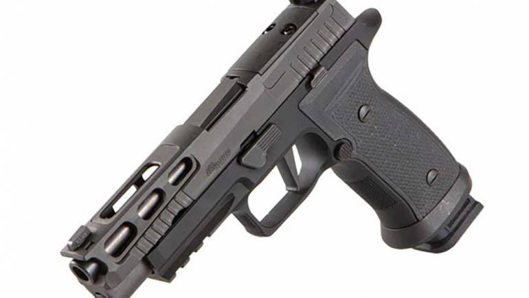 SIG SAUER Introduces the Full-Size P320 AXG Pro