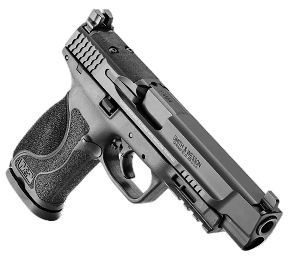Massachusetts State Police Upgrades to Smith & Wesson M&P M2.0