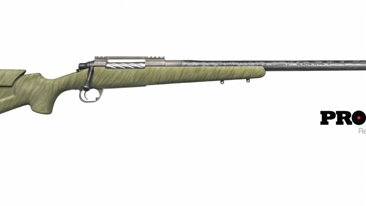 Introducing the PROOF Research Tundra Rifle