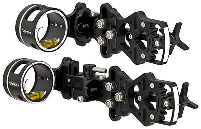 Viper Archery Products Introduces Sidewinder Bow Sight Series
