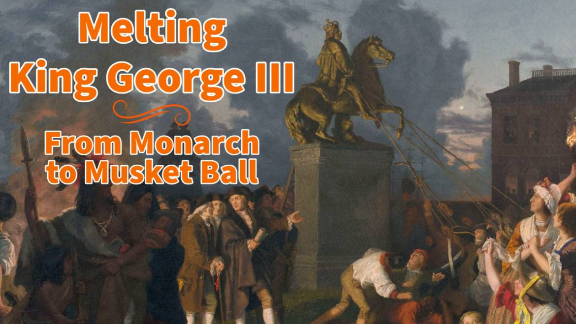 Making the Monarch into Musket Balls