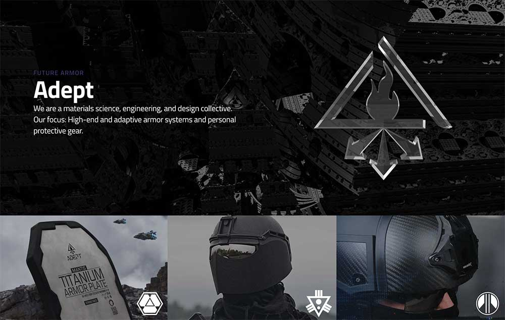 Adept Armor Signs with Laura Burgess Marketing (LBM)