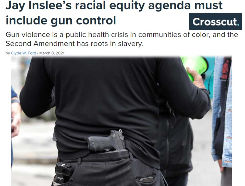 """Is The Second Amendment Racist? Some """"Thinkers"""" Tell Us It Is"""