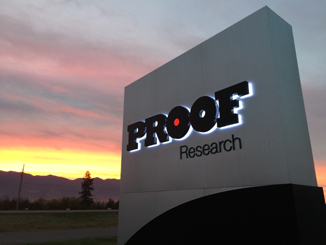PROOF Research Awarded Contract for Future Weapon Systems Development