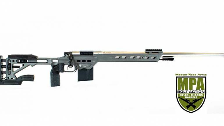 Introducing the MPA BA PMR Pro Rifle II with Trigger Tech Diamond Trigger