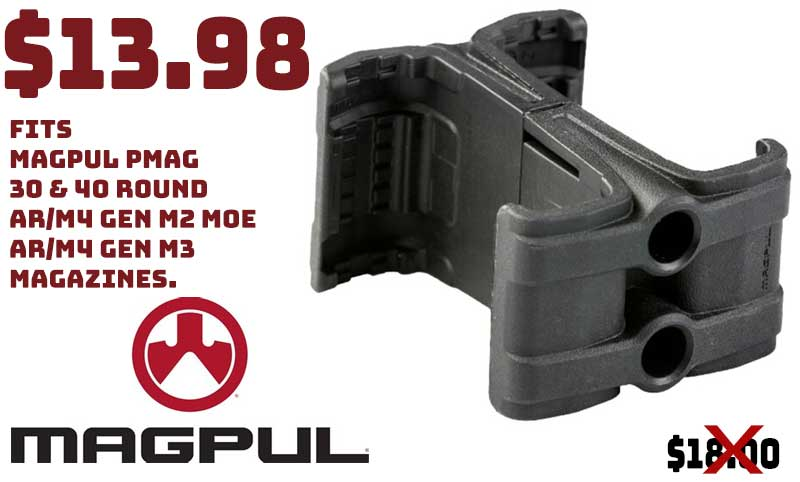 Magpul MagLink Magazine Couplers …just $13.98