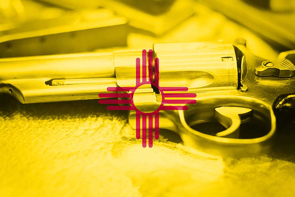 New Mexico Bans Gun Shows from State Facilities