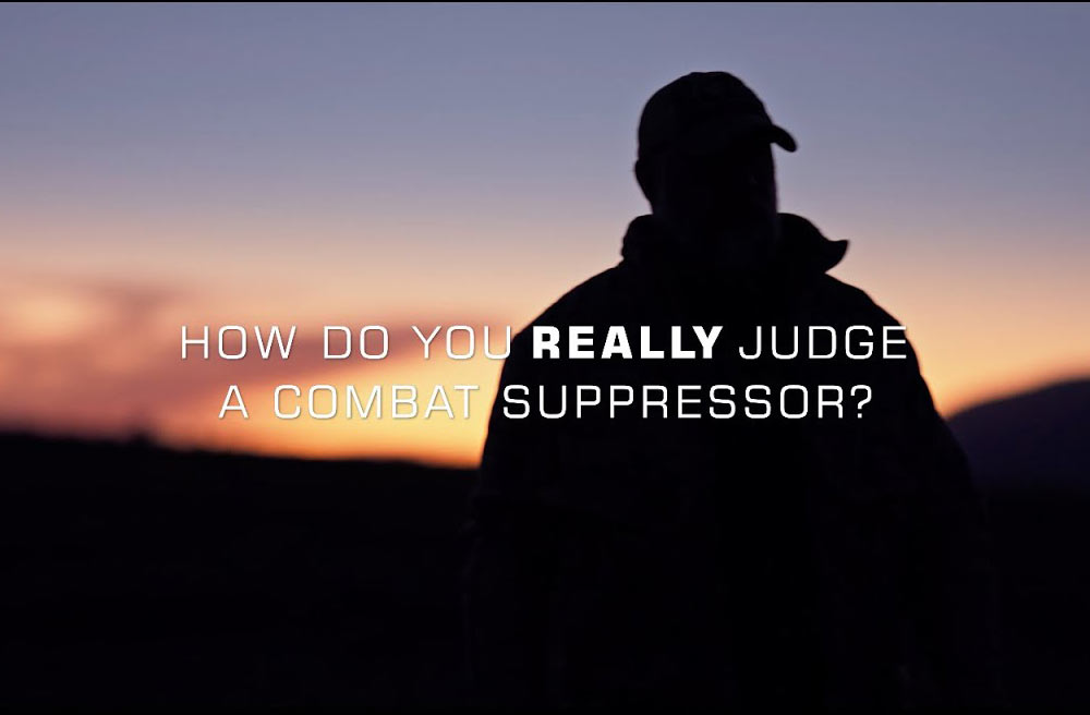 """Oss Launches New """"How to Really Judge a Combat Suppressor"""" Video"""