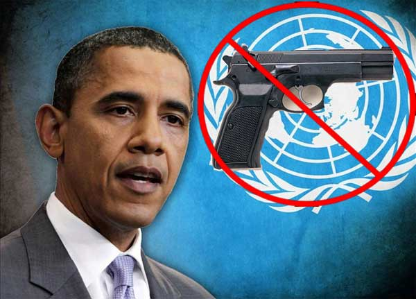 UN Arms Trade Treaty, The Biden Occupation, & The American People