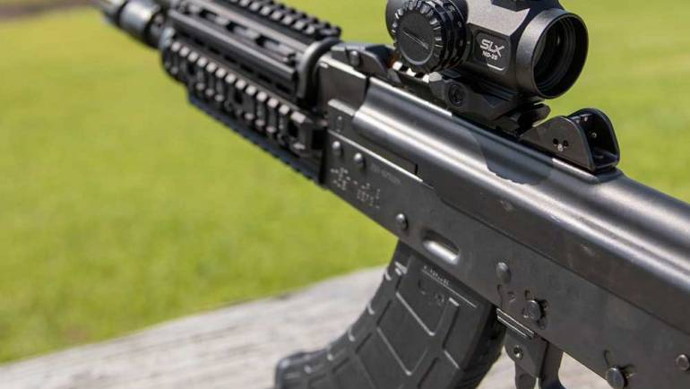 Primary Arms SLx MD-25 ACSS Named 'Red Dot Optic of the Year'