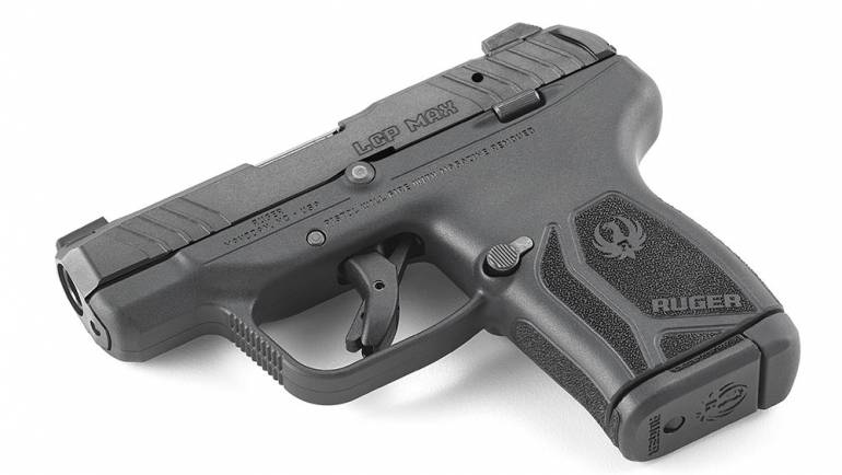 Ruger Updates Its LCP Series With the LCP MAX 9mm