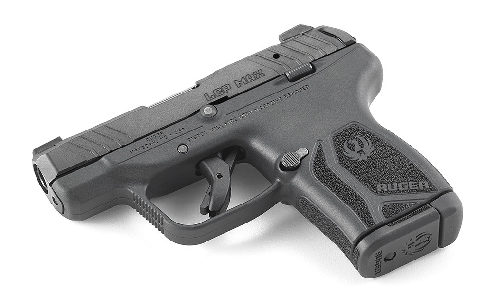 Ruger Updates Its LCP Series With the LCP MAX .380 ACP
