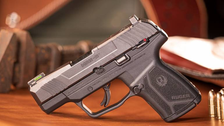 Ruger Pushes Its Compact Line to the Max with the MAX-9