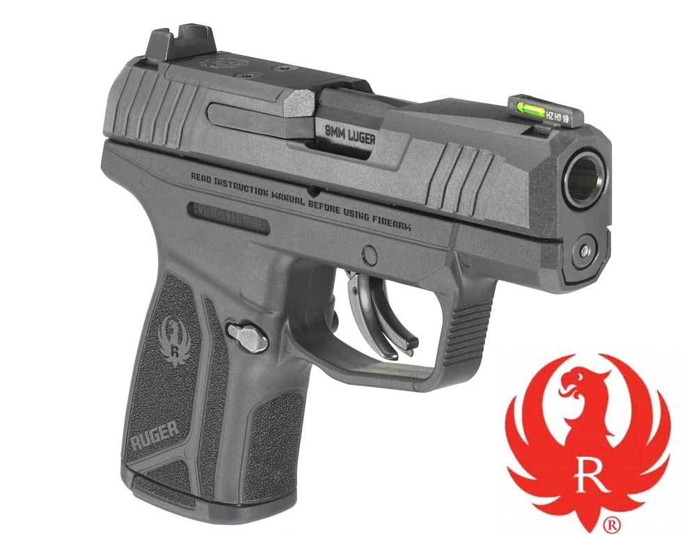 Ruger Wins Industry Choice Awards for Concealed Carry Pistol and Rifle of the Year