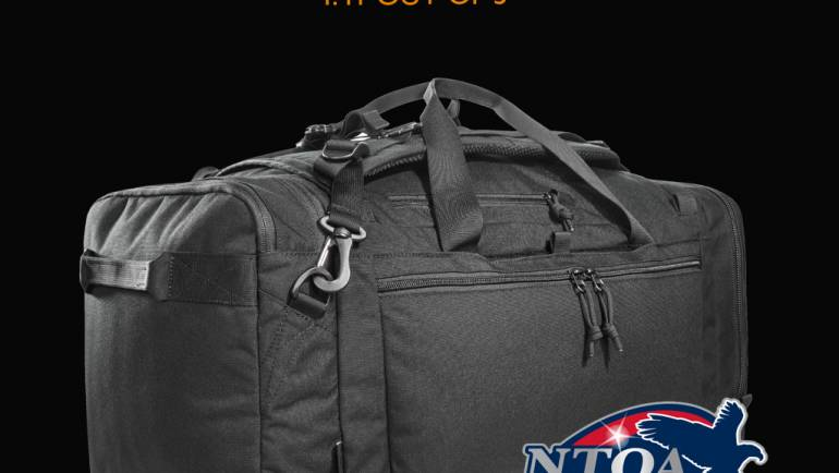 Tasmanian Tiger Receives SILVER Score from NTOA for TT Officers Bag