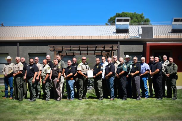 WA Sheriffs to State Government: 'We Support, Defend Rights'
