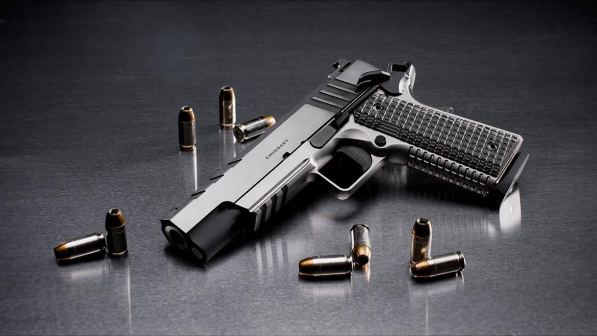 Springfield Armory Releases Emissary 1911 Pistol