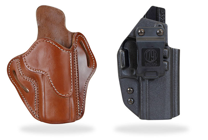1791 Gunleather Continues to Add Optic Ready Holster Models
