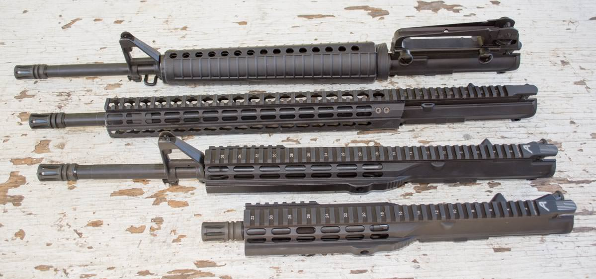 AR-15 Rifle Barrel Length – Does It Even Matter? Maybe NOT