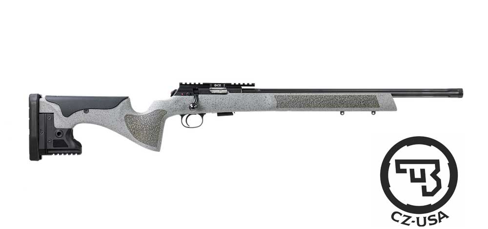 New CZ 457 LRP Brings Precision Plinking With Style!