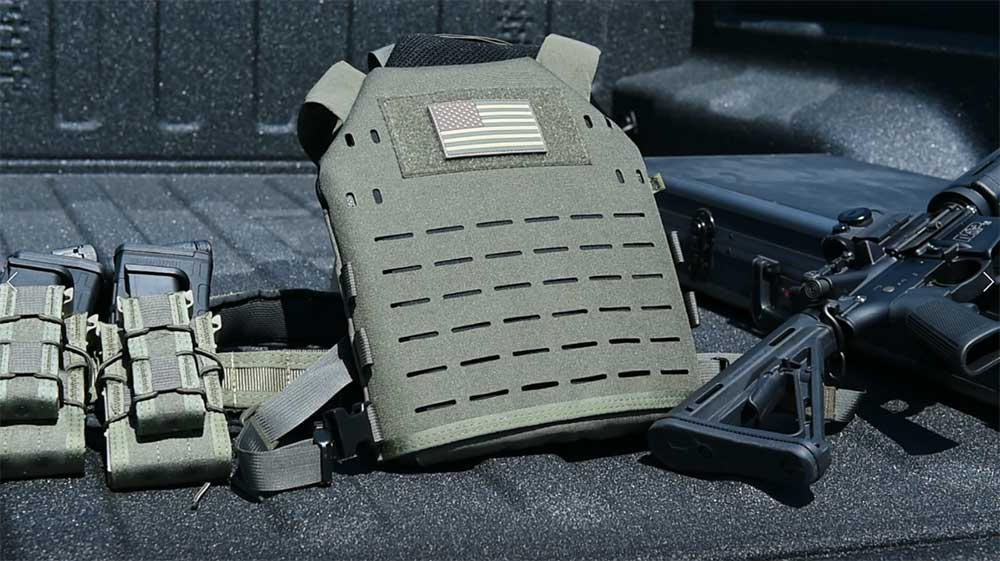 High Speed Gear Launches Core Plate Carrier