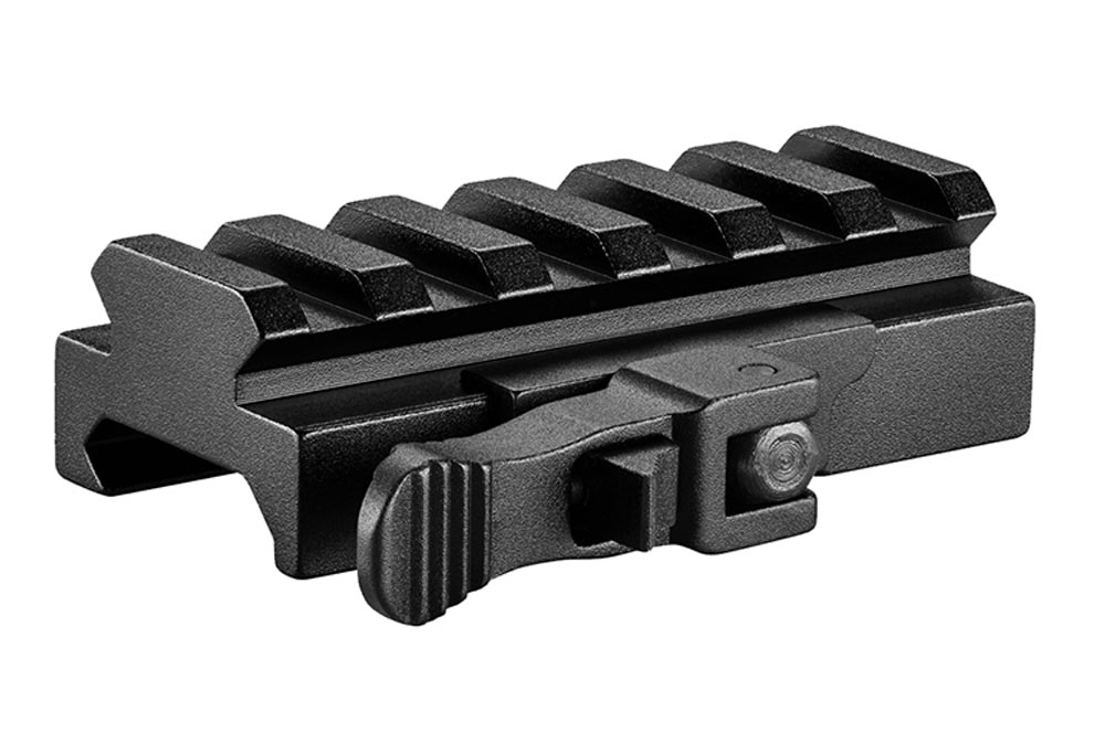 Hawke Optics Introduces New Quick Release Red Dot Picatinny Riser