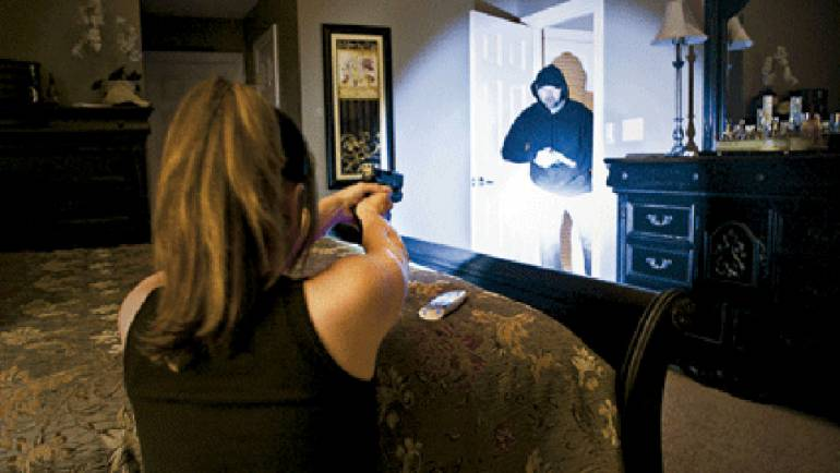 Defending Family, Friends, and Co-workers – Self Defense Gun Stories