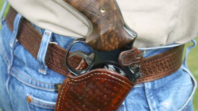 Texas 'Permitless Carry' Effective Sept. 1, Without NRA Meetings