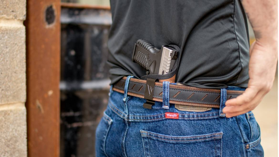 Versacarry Adds New Delta Carry IWB Holster ~ VIDEO
