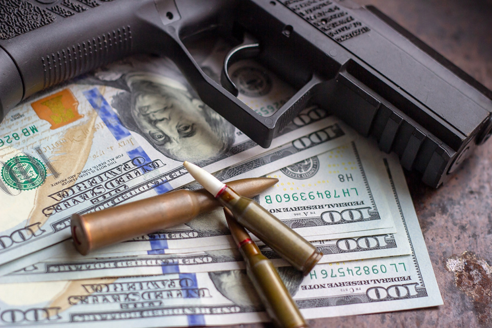 Multiple Dangers To Second Amendment From Biden IRS Proposal