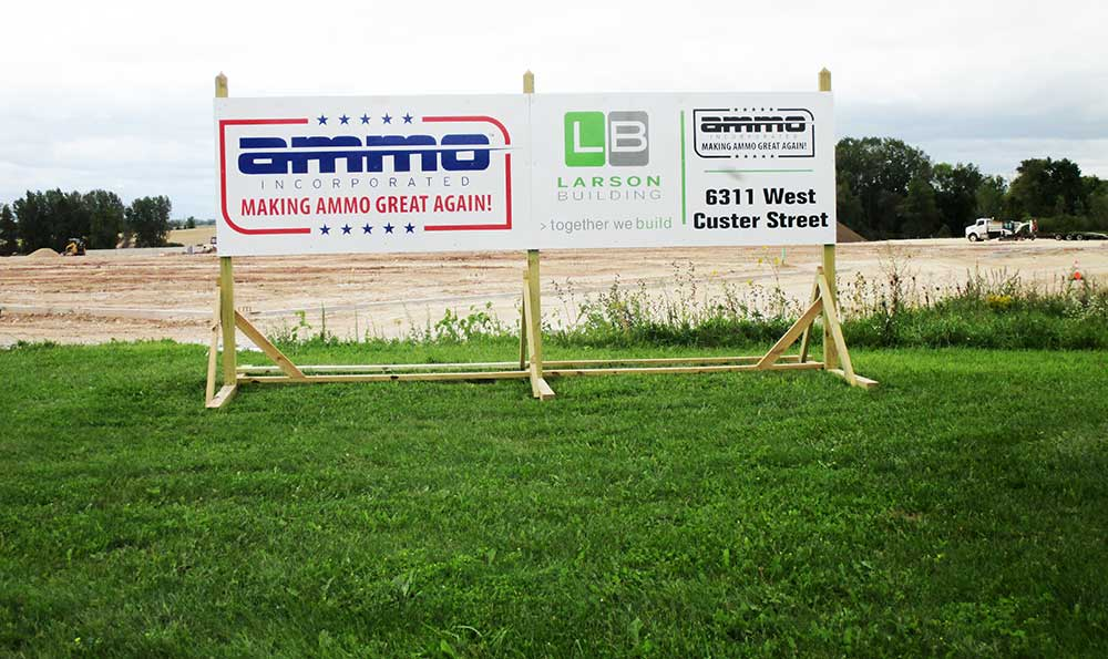 Ammo Inc. More Ammunition Production, Just In Time…