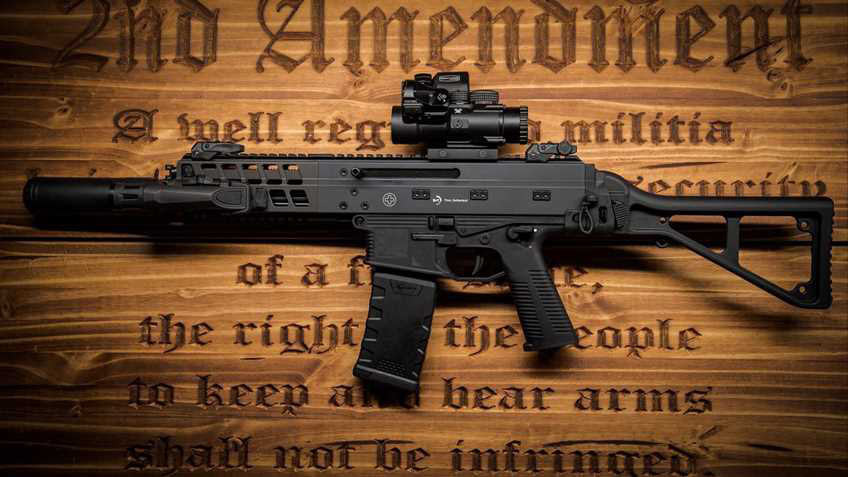 The 2nd Amendment Now Comes with Gov-Issued Harmful Language Alert